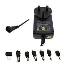 Hitachi Touro Desk DX3 2TB Hard Drive 12v 3 pin uk mains power supply adaptor