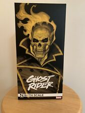 Marvel Ghost Rider Sixth Scale Sideshow NEW Collector's Model