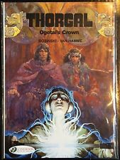 Thorgal Volume 13 Ogotai's Couronne Commerce Livre de Poche Cinebook