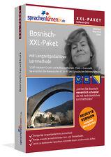 Bosnisch lernen von A bis Z - Sprachkurs-XXL-DVD plus Smartphone-Version