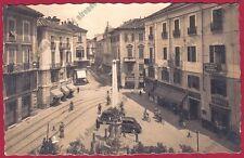 ALESSANDRIA CITTÀ 149 LANERIE ASSICURAZIONI DENTISTA AUTO d'EPOCA viaggiata 1946