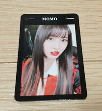 Twice 6th mini Album Yes or Yes Momo F Photo Card official