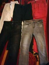 lot vêtements garçon 12 ans pantalon jeans et chino
