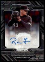 2020 Prizm Signatures Auto #S-RL Reynaldo Lopez - Chicago White Sox