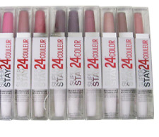 (1) Maybelline Super Stay 24 Hour 2-Step Lipcolor, You Choose