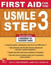 First Aid USMLE Step 3