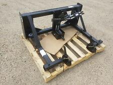Budd Hydraulic Skid Loader 3 Point Pto Adapter New 3pt Hf Cat 0 Ii Premium New