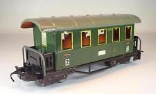 Blechspielzeug Billerbahn Spur 0e Personenwagen 520 Biller Bahn Nr.1 #1088