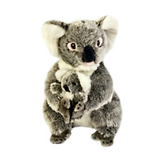 """BNWT - Bocchetta Australian Koala with Baby""""Willow"""" Soft Plush Toy 38cm/15inch"""