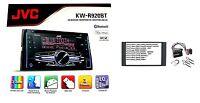 JVC KW-R920BT Autoradio 2DIN  Bluetooth CD USB MP3 Color für Ford Focus Fiesta
