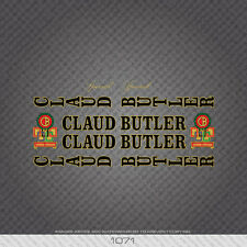 01071 Claud Butler Special Bicycle Stickers - Decals - Transfers