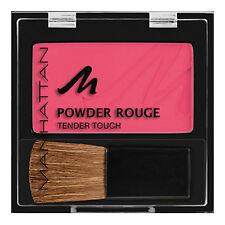 Manhattan Powder Rouge Tender Touch Blusher Pink Hunter 55h