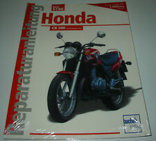 Reparaturanleitung Honda CB 500 ab Modelljahr 1994 Reparatur Handbuch NEU!