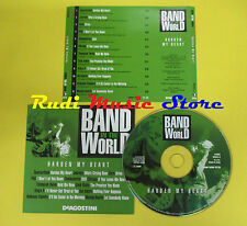 CD BAND IN THE WORLD HARDEN MY HEART compilation 2005 JOURNEY CHICAGO CARS(C2)
