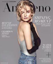 ANGELENO magazine Diane Kruger Jan 2018 issue sexy hot body Inglorious Bastards