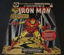 1974 THE INVINCIBLE IRON MAN # 24 IN FRENCH EDITIONS HERITAGE CANADA