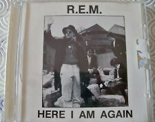 """R.E.M. """"HERE I AM AGAIN """" RARE CD STUDIO OUTTAKES FROM OUT OF TIME SESSIONS"""