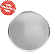 Round 18 Aluminum Coupe Pizza Pan Bakeware Restaurant Kitchen Commercial New