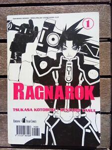 Ragnarok 1 - 2007 Star Comics