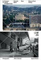 Le Corbusier 5 x Unite D'Habitaion : Marseille, Rezé, Berlin, Briey-en-forêt,...