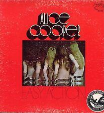 "ALICE COOPER ""EASY ACTION"" ORIG US 1970 VG+/VG++ GREEN LBL"