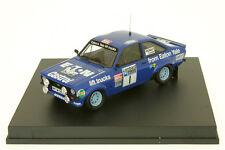 1:43 Ford Escort MK II - Hannu Mikkola - RAC Rallye 1979 - Trofeu 1008