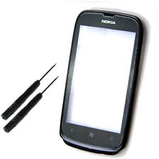 Touch Screen Digitizer Lens With Black Frame for Nokia LUMIA 610