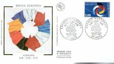 FDC - FRANCE 3112 - ESPACE EUROPEEN - SAR - LOR - LUX