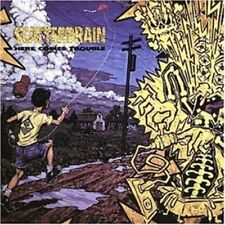 Scatterbrain-Here comes trouble CD neuf emballage d'origine