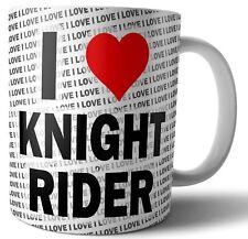 I Love Knight Rider Mug - Cup - Birthday - Christmas - Gift