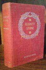 Sir Arthur Conan Doyle - Rodney Stone first edition 1896