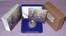 2005 ROYAL MINT BATTLE OF TRAFALGAR SILVER PROOF £5 CROWN - Full Packaging