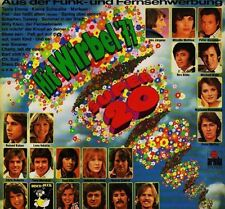 Super 20 Hit-Wirbel '77 Roland Kaiser, Marianne Rosenberg, Wolfgang Petry.. [LP]