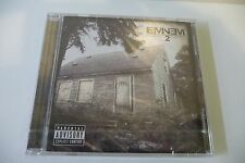 EMINEM THE MARSHALL MATHERS LP 2 . BOITIER LEGEREMENT FENDU. CD NEUF EMBALLE.