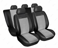 Leatherette full set of CAR SEAT COVERS universal fit Nissan X-Trial  (B)