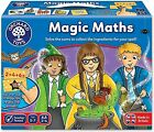 Orchard Toys Magic Maths Game KS1 Sums Numeracy Education Age 5-7 New Kids Gift