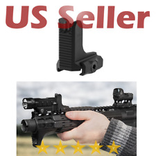 UTG Leapers Tactical Super Slim Fixed Low Profile Front Sight Black Picatinny