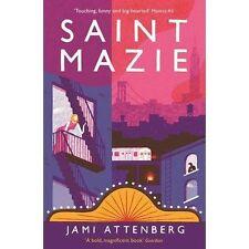 Saint Mazie-ExLibrary