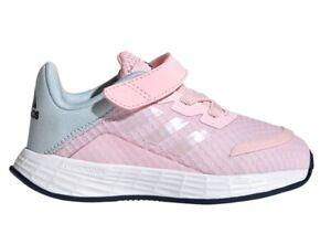 Scarpe da bambina bimba Adidas FY9175 tennis sportive ginnastica strappo scuola