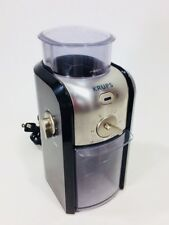 Krups GVX2 Coffee Spice Burr Grinder Mill Stainless and Black
