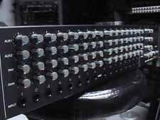 Fostex 2016 sechzehn-channel line mixer... selten vintage!