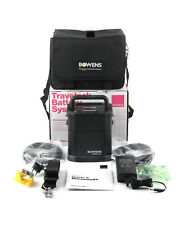 Bowens #BW-7698 Travelpak Battery System