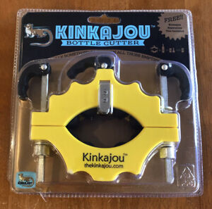 New & Sealed Kinkajou Bottle Cutter Original Packaging / Empties Bottlecutting