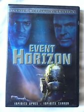 New listing Event Horizon Scifi Movie Two Disk Collector Edition Dvd Pre-owned