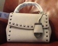 MICHAEL MICHAEL KORS Ava Studded Mini Crossbody Cement