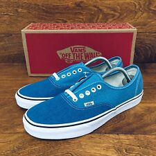 vans authentic denim en vente | eBay