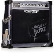 Paper Jamz Amplifier, Series - 1,  Black