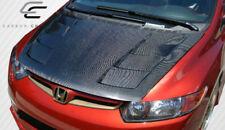 Honda Civic 2DR 06-11 Carbon Creations Carbon Fiber Circuit Hood
