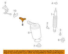 Lincoln FORD OEM 03-11 Town Car Rear Suspension-Solenoid Valve 3U2Z5311FB