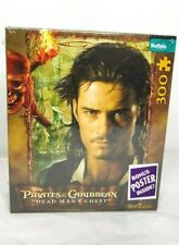 New Walt Disney Pirates of the Caribbean Will Turner Puzzle 300 Pieces